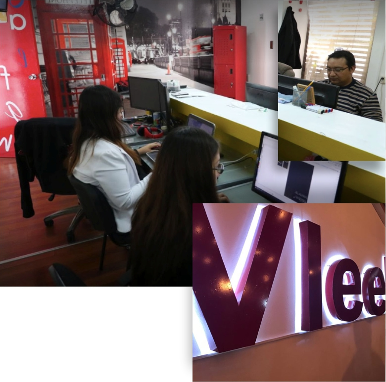 Vleeko Equipo de Trabajo